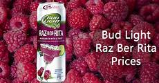 Bud Light Raz Ber Discontinued Bud Light Raz Ber Prices Extremely Low Alcohol