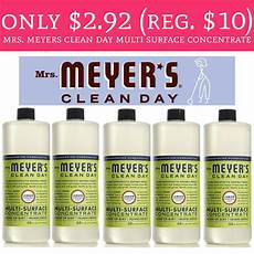 wow only 2 92 regular 10 mrs meyers clean day multi