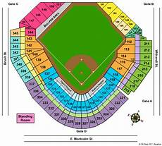Detroit Tigers Seating Chart With Rows Cheap Comerica Park Tickets