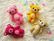 amigurumi teddy pattern a everyday