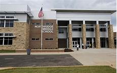 Northridge Middle School Board Members Tour New Northridge Middle School News