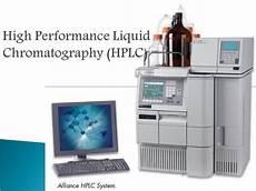 High Performance Liquid Chromatography High Performance Liquid Chromatography Hplc