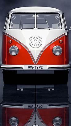 Vw Iphone Wallpaper by Volkswagen Combi Wallpaper For Iphone X 8 7 6 Free