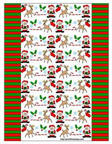 Free Printable Candy Wrapper Template Free Printable Christmas Candy Wrappers