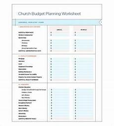 Church Budget Template 20 Church Budget Templates In Ms Word Pdf Excel