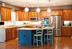 kitchen photos with island feature friday uniquely yours or mine southern hospitality