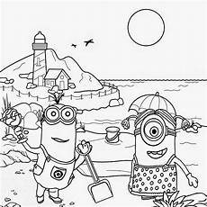minions to for free minions coloring pages