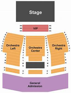 North Park Observatory Seating Chart The Observatory North Park Seating Chart Amp Maps San Diego