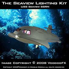 Moebius Seaview Lighting Kit Tv Seaview Lighting Kit