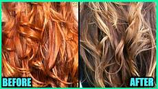 How To Tone Down Hair Color That Is Too Light How To Tone Brassy Hair At Home Diy Hair Toner For