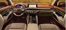 kia telluride 2020 interior 2020 kia telluride prototype leather interior o