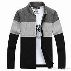 Mens Designer Sweaters On Sale 2017 New Sale Wool V Neck Full Zip Cardigan Mens