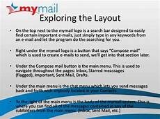 Tstc Mymail How To Use The Tstc Mymail System