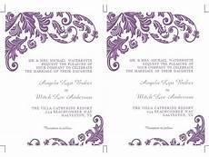 Wedding Invitations Microsoft Word Wedding Invitation Wording Microsoft Office Word Wedding