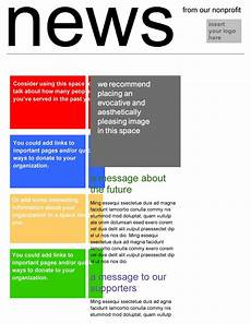 Newsletter Examples 50 Free Newsletter Templates For Work School And Classroom