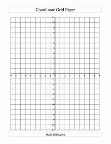 Drawing Grid Template 8 1 Drawing Shapes On A Coordinate Grid Gruending Math 6