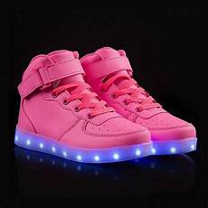 Mens Size 11 Light Up Shoes Bright Led Light Up Shoes Kids High Top