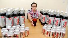 Diet Coke Addict Drinks Up To Fifty Cans A Day And Has