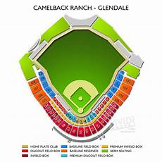 Camelback Seating Chart Camelback Ranch Glendale Tickets Camelback Ranch