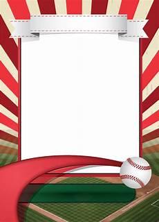 Baseball Card Templates Baseball Card Template Mockup Andrea S Illustrations
