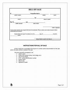 Vehicle Bill Of Sale Illinois Free Iowa Vehicle Bill Of Sale Form Word Pdf Eforms