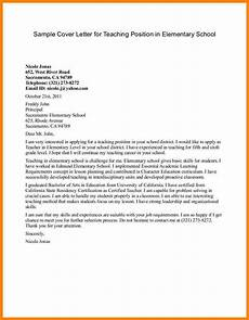 Cover Letter For Teaching 6 Introduction Letter To Professor Introduction Letter
