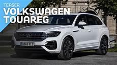 Touareg Vw 2019 by Teaser Volkswagen Touareg 2019 Prueba Review En