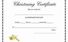 Christening Certificate Free Printable Baptism Certificate Template Update234