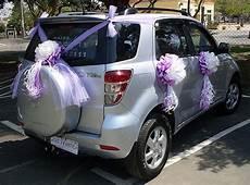 28 best wedding car decorations images on pinterest