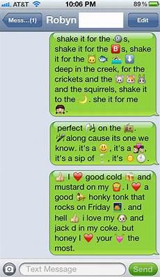 Cute Emoji Texts For Your Boyfriend Cute Country Songs To Send To Your Boyfriend