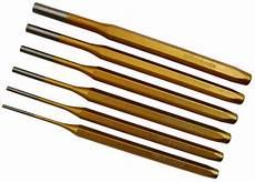 Durchschlag Werkzeug by Durchschlag Werkzeug Set 6 Teilig 3 10 Mm 216 200mm