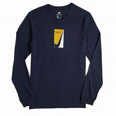 nike sleeve shirts nike sb color block sleeve t shirt obsidian