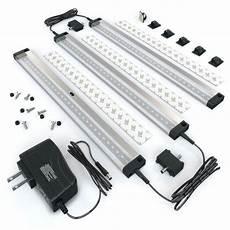 eshine 3 panels cabinet led lighting wave