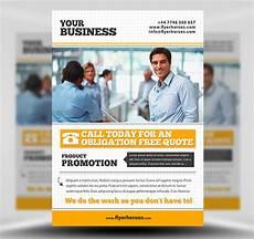Business Flier Free Business Flyer Template Flyerheroes