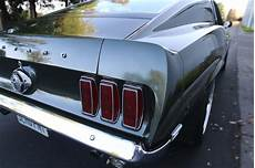1969 Mustang Flush Lights Mike Dufford S 1969 Mustang Rod Network
