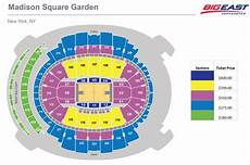 Square Garden Basketball Seating Chart 3d 2014 Big East Men S Basketball Championship Ticket