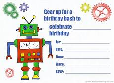 Free Printable Kids Birthday Invitations Free Birthday Party Invites For Kids In High Print Quality