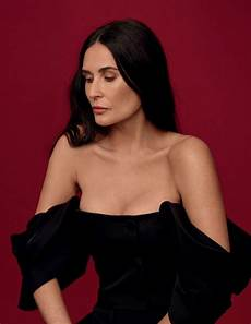 demi moore in vogue magazine spain may 2020 hawtcelebs
