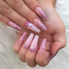 Black White And Pink Nail Designs 32 Super Cool Pink Nail Designs That Every Girl Will Love