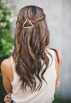 20 simple and easy hairstyles to try everyday feed
