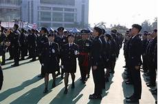 Cas Holds 77th Recruits Passing Out Parade With Photos