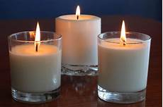 candel wax flamin candle