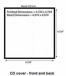 Dimensions Of Cd Case Cd Cover Size Specifications