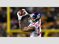 Should The Patriots Call The Giants On Odell Beckham?