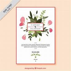 Cute Invitation Templates Cute Wedding Invitation Template Free Vector