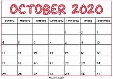 october 2020 calendar template printable newsfundo com
