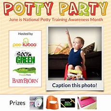 Potty Training Prizes Mimi Loves All 8 Potty Party Win A Prize Package Worth