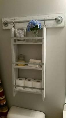 shelves in bathroom ideas 24 small bathroom shelf ideas rhythm of the home