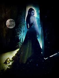 Image result for nocturnal goddess