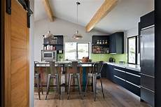 design your own kitchen island 20 gorgeous ways to add reclaimed wood to your kitchen